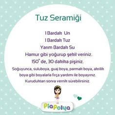tuz seramiği - Hobbies paining body for kids and adult 3 Year Old Activities, Kindergarten Activities, Educational Activities, Toddler Activities, Preschool Activities, Clay Crafts For Kids, Diy For Kids, Play Based Learning, Learning Through Play