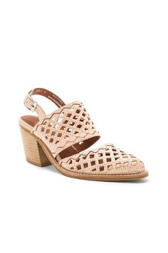 Jeffrey Campbell Cathica Sandal in Natural | REVOLVE