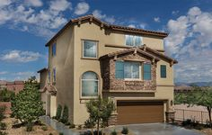 Cantera New Home Plan in Mountains Edge: Monterey Ranch-The Groves by Lennar