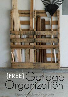 FREE-DIY-Garage-Organiztion