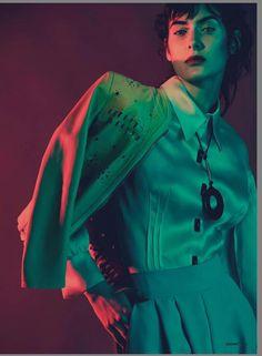 Editorial ELEGANT Magazine _ April _ Tenax Woman Collection S/S16