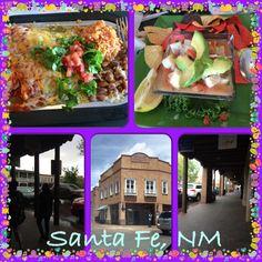 Our Memorial Day shopping trip to Santa Fe, NM.