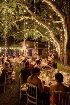 36 Romantic Wedding Ceremony Decorations to Make You Swoon – Wedding Decor Wedding Scene, Dream Wedding, Wedding Church, Wedding Bride, Boho Wedding, Trendy Wedding, Night Wedding Ceremony, Night Time Wedding, Fall Wedding Arches