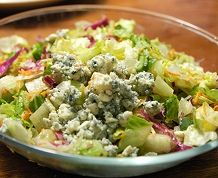OUTBACK STEAKHOUSE CHOPPED BLUE CHEESE SALAD ~By Chef Pablo