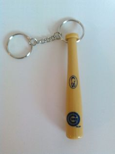 Chicago Cubs Officially Licensed Baseball Bat and Bottle Opener Keychain #Coopersburg #ChicagoCubs