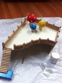 Project IKEA - Platform/Level - Hamster Central