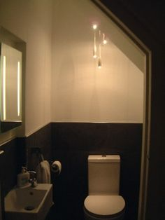 Under stairs toilet room (solihull)
