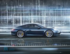 Mit Porsche durch das Jahr 2013