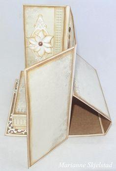 Staffeli julekalender med tutorial » Pion Design's blog
