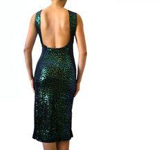 Mirada Tenue de Tango sequin dress. Pinned by Amy of www.amysshop.co.uk…