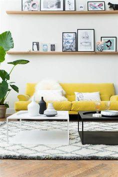 HKliving Salontafel Metaal mat wit - 69x6x30 CM - #HKliving #Orangehaus #Interior #design #Dutchdesign
