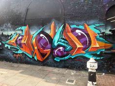 Art by Oghush   Meeting of Styles festival   #StreetArt #Graffiti #UrbanArt #MeetingOfStyles2016 #ArtFest #Oghush #PedleyStreet #Shoreditch #London #GalaxyS3 #SprayDaily #tv_streetart #rsa_graffiti #dsb_graff #GullySteez #TagLifeGraffiti #NotBanksyForum #MuralsDaily #StreetArtNews #GraffitiLondon #GraffitiUK #StreetArtLondon #StreetArtUK #LondonStreetArt #UkStreetArt #ShoreditchStreetArt #StreetArtEverywhere by apollobelladona from Shoreditch feed from Instagram hashtag #shoreditch…