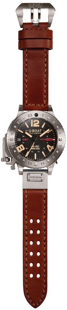 Limited Edition U-Boat U-42 GMT Automatic