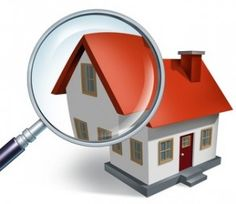 house hunting and searching for real estate homes for sale that need to be inspected by a home inspector concept as a magnifying glass inspecting a model single home building structure. Termite Inspection, Home Inspection, Termite Control, Pest Control, Lubbock Tx, Real Estate Tips, First Home, Home Buying, Shopping