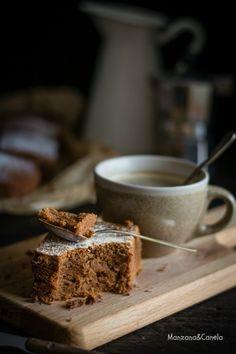 #Brownie de #café. #Coffee brownie.