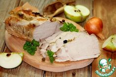 Брассированная свинина на горячее или бутерброд - кулинарный рецепт