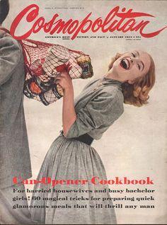 Cosmopolitan magazine, JANUARY 1952 Photographer: Stephen Colhoun