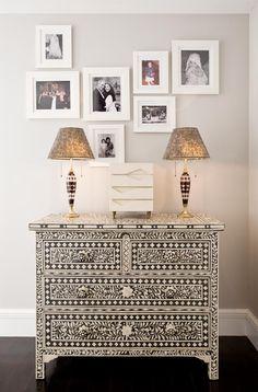 Manhattan-based interior designer Daun Curry (via Marcus Design blog)