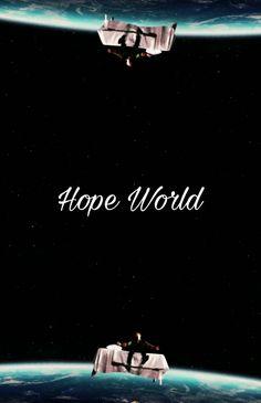 Wallpaper BTS Hixtape J-Hope
