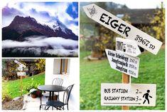 ... was für eine atemberaubende Aussicht auf die Eiger Nordwand! Studio Apartments, Bus Und Bahn, Grindelwald, Air B And B, Room, Remodels, Bedroom, Rooms, Studio Apartment