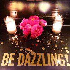 Don't forget it! @kate spade new york holiday dinner party. #yougotthis #bedazzling
