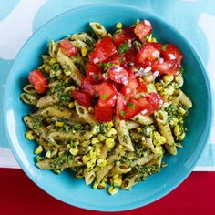 Mexican Macaroni & Grilled Corn-via Rachael Ray Mexican Dishes, Mexican Food Recipes, Vegetarian Recipes, Mexican Pasta, Mexican Corn, Mexican Meals, Mexican Cheese, Vegan Meals, Quesadillas