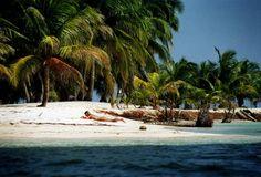 Description of Belize beaches
