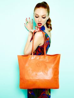 Pinking Sheers Tote by Banana Republic on Gilt