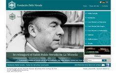 Nombre del proyecto: Diseño y desarrollo de sitio web institucional  Estado a la fecha: Implementado y Funcionando.  Descripción: Diseño y desarrollo de sitio web con administrador de contenidos y componentes específicos para revisar todos las informaciones relacionadas con la Fundación Pablo Neruda.