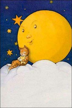 Mooncat. °
