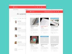 Design Portfolio idea