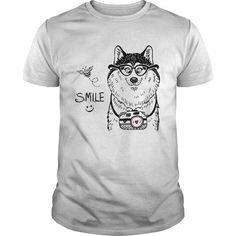 I Love Smile Husky Shirts & Tees