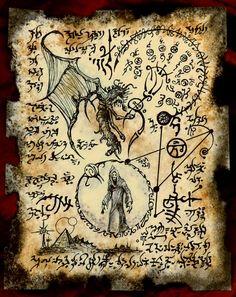 The Gate to Yuggoth by MrZarono.deviantart.com on @DeviantArt