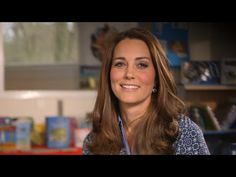 Pregnant Kate Middleton speaks out in support of Children's Mental Health Week.