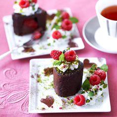 ショコラショコラ・フランボワーズ レシピ