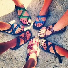 chacos, i don't care what anyone says these are my absolute favorite shoes