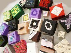 Helmi Coenders: Kunstige doosjes maken