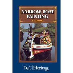 Narrow Boat Painting #romanticcottage Narrow Boat, Boat Painting, Romantic Cottage, Lunch Box, Day, Tips, Books, Walmart, Products