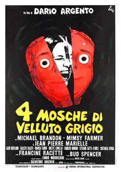 At the Movies: 4 mosche di velluto grigio (1971)