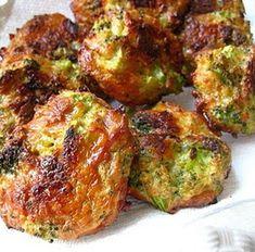 Broccoli Cheese Bites - My Honeys Place