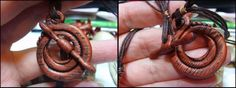 Gallery of great polymer clay toggle clasps plus a photo how-to, from Platasha - in Russian.