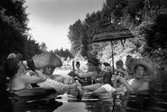 Seattle, Washington.  1953.  Members of the Seattle Tubing Society.