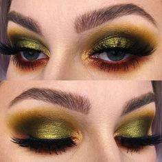 Gorgeous Makeup: Tips and Tricks With Eye Makeup and Eyeshadow – Makeup Design Ideas Hazel Eye Makeup, Eye Makeup Tips, Makeup Tools, Eyeshadow Makeup, Hazel Eyes, Eyeshadows, Eyeliner Make-up, How To Apply Eyeliner, Color Eyeliner