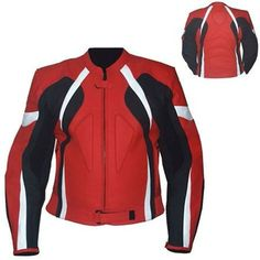 Leather Motorbike/Motorcycle jacket in contrast red Colour Motorbike Jackets, Motorbike Leathers, Motorcycle Jacket, Red Colour, Motorcycle Leather, Body Size, Jacket Style, Cowhide Leather, Motorbikes