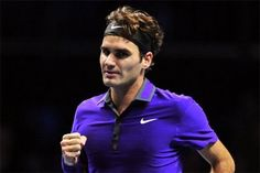 Here's how Roger Federer avenged his Paris defeat to Milos Raonic in straight sets today ...  Should Raonic have won the second set?  http://www.live-tennis.com/category/ATP-Tennis/roger-federer-avenges-paris-defeat-milos-raonic-at-atp-world-tour-finals-201411090020/