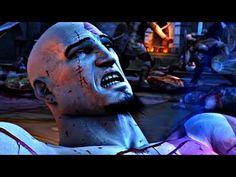 God of War 2 - Zeus Kills Kratos (Zeus Betrayal Cutscene) God Of War, Betrayal, Youtube, Games, Youtubers, Youtube Movies