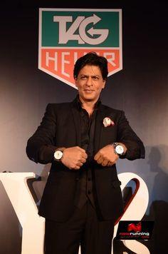 Shahrukh Khan At Tag Heuer Carrera 50th Anniversary Celebrations