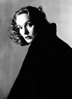 Marlene Dietrich photographed by Irving Penn, c1947. @designerwallace