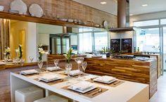 Cozinhas Pequenas, Modernas e Planejadas - veja modelos e dicas! - DecorSalteado