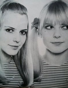 France Gall, I adore her sooo much <3